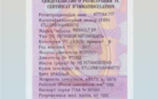 Способы проверки свидетельства о регистрации автомобиля