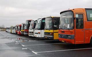 Правила перевозки людей в автобусе