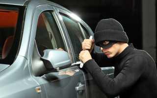 Разница между угоном автомобиля и кражей