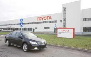 Автокредит в Тойота банке: как оформить, документы