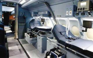 Перевозка тяжелобольных самолетом