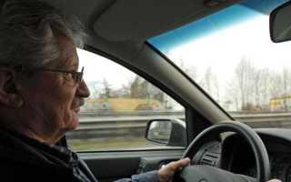 Как оплачивается транспортный налог пенсионерами в 2020 году