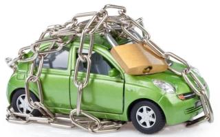 Возможно ли страхование автомобиля по КАСКО только от угона