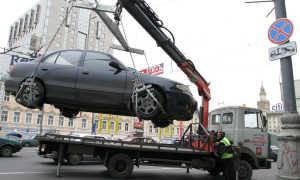 Эвакуируют ли машину с вывернутыми колесами