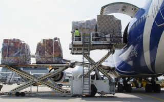 Правила перевозки опасных грузов авиатранспортом