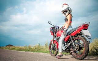 Надо ли получать водительское удостоверение на мотоцикл