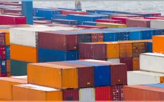 Стоимость железнодорожных контейнерных перевозок