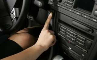 Как сделать противоугонную секретку на машину своими руками