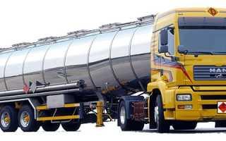 Правила охраны труда при перевозке опасных грузов